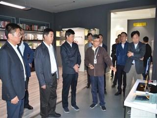 市委常委、组织部部长陆新来吴江调研