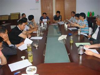 吴江市农业委员会来我村指导水稻机插秧技术