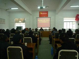 富乡村第十届村民委员会换届选举工作圆满举行