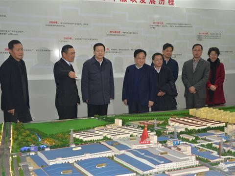 省委常委、苏州市委书记周乃翔走访国望高科