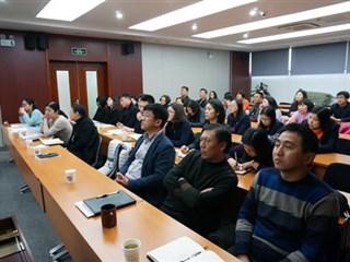 太湖新城组织人事劳动局开展人才政策培训
