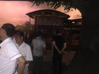 天亮浜村参观南湖革命纪念馆——传承红船精神、坚定理想信念