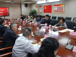 苏州市政协副主席陈雄伟来我区就海峡两岸交流工作开展调研