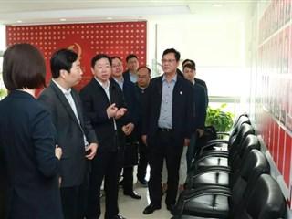 区委常委、组织部部长周春良调研盛泽镇基层党建工作