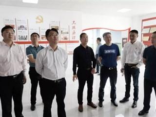 盛泽赴宁夏灵武开展考察学习