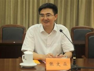 人社部调解仲裁管理司司长张文淼来我区调研