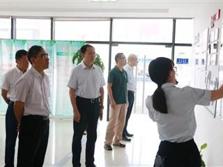 省委政法委调研吴江经济技术开发区社会治理工作