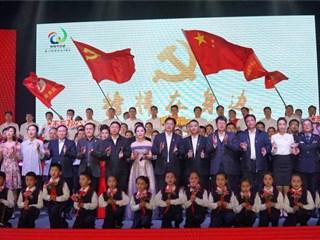 榜样在身边,标杆在前头!今天,吴江开发区举行了一堂特殊的党课……
