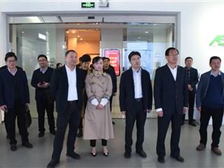 了解科技创新人才情况!市科技局党组书记走访吴江开发区企业