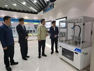 苏州市商务局走访调研吴江开发区企业